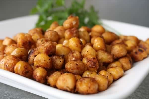 Fried Chick Peas